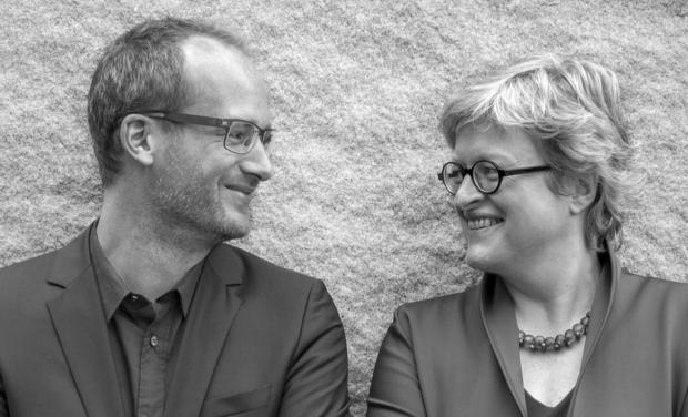 Foto Ursula Stein und Henrik Schultz