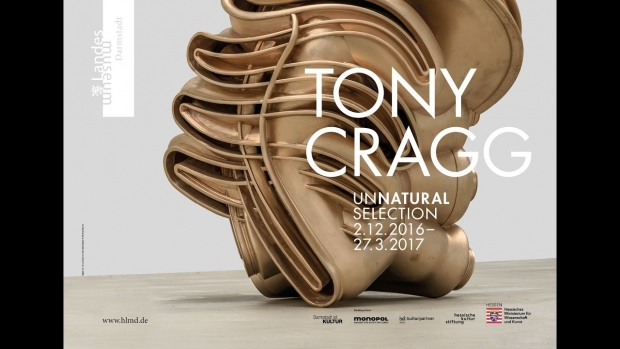 Tony Cragg in Darmstadt