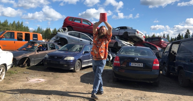 Foto: Pasi Orrensalo, Finnland