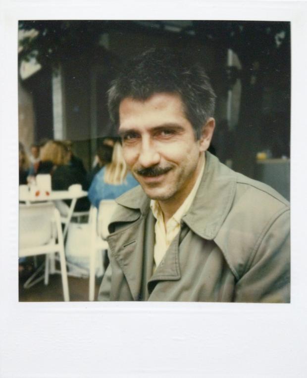 Foto: Horst Turner, abfotografiert vom Polaroid
