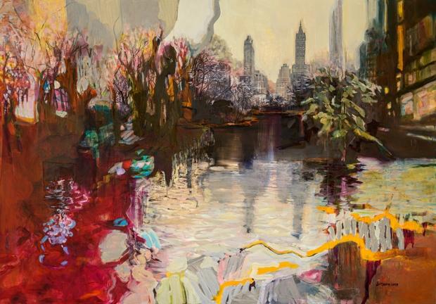 Gemälde von Eva Leitschuh