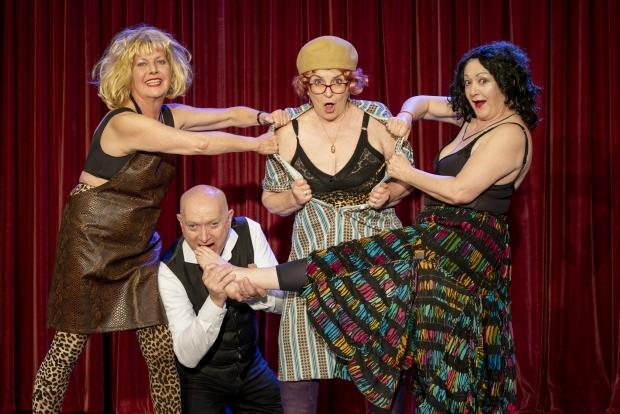 Foto: Bettina Koch, Frank Golischewski, Alice Hoffmann und Ingrid Braun